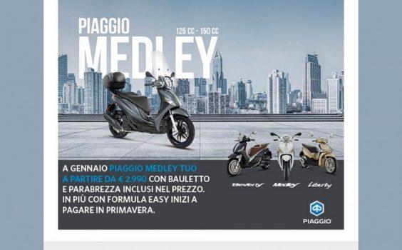 GENNAIO MEDLEY